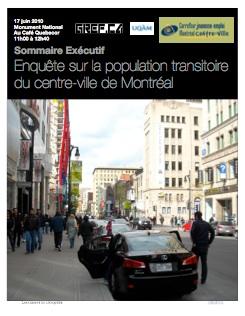 Sommaire Executif GREF CJE MCV 17 juin 2010